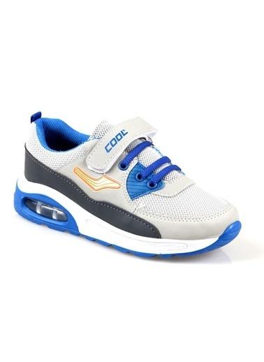Cool Erkek-Kız Çocuk Airmax 5 Renk Günlük Spor Ayakkabı Lacivert